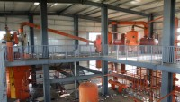 2TPD Rapeseed Oil Refinery Equipment in Algeria