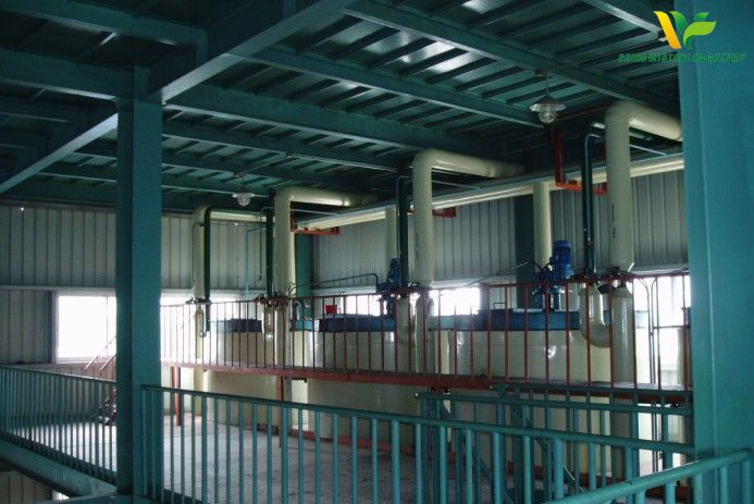 Linseed Oil Fractionation Production Line