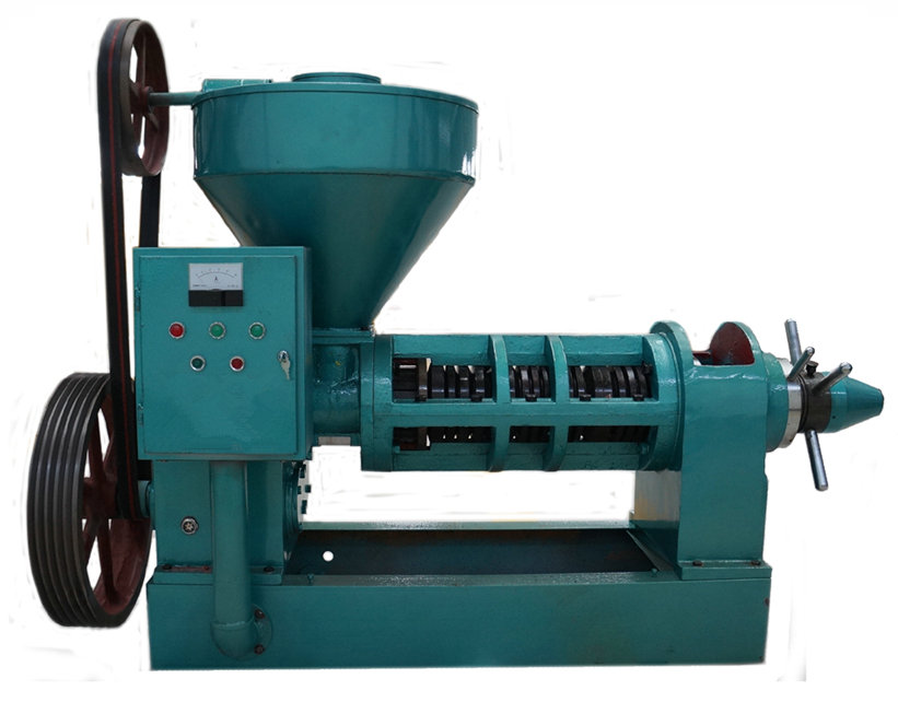 Spiral Oil Press Machine