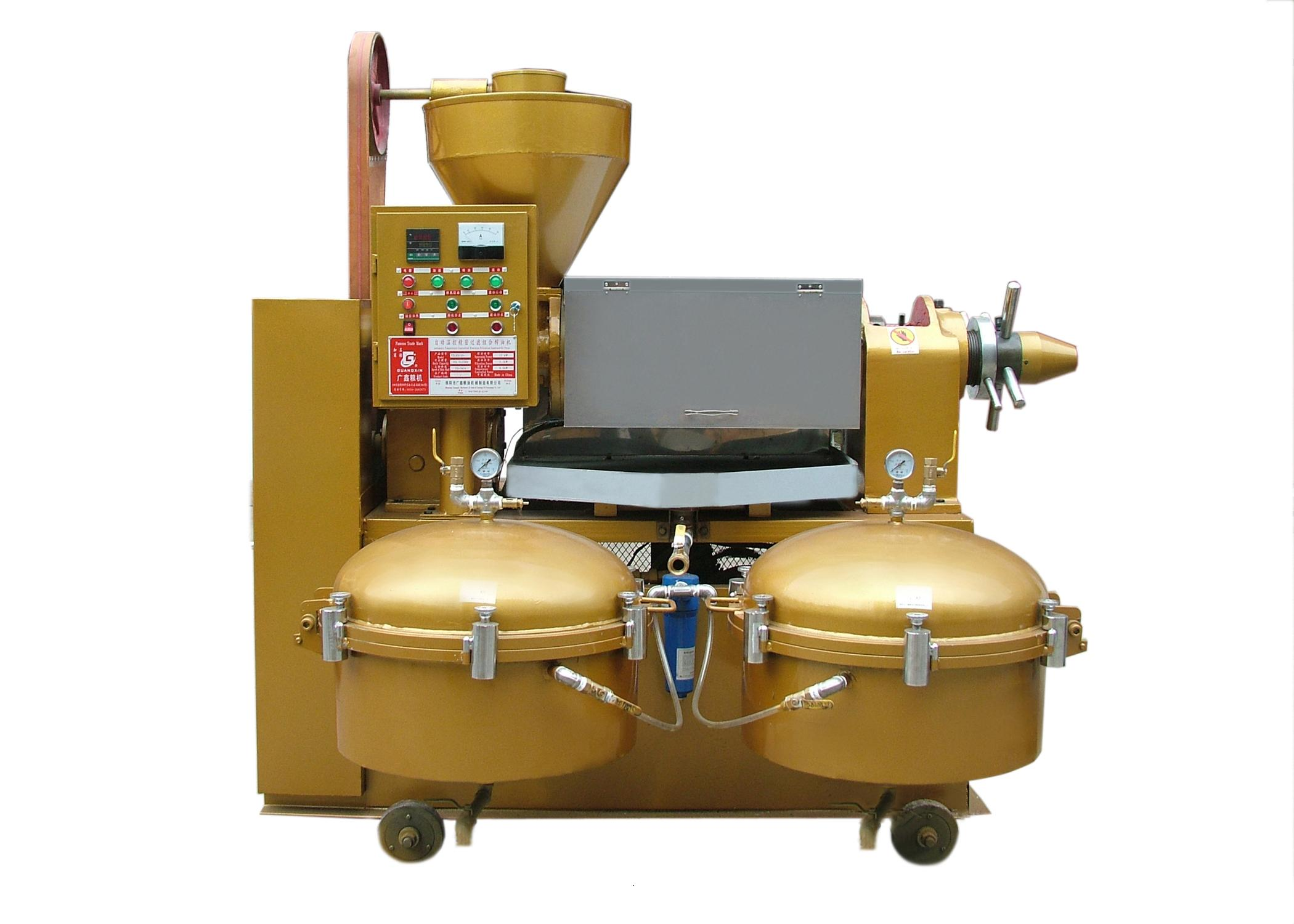 YZLXQ120 with filter combined oil press.jpg