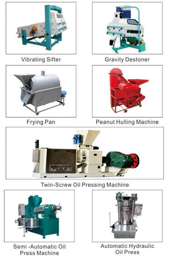 Edible Oil Refining Processing Line