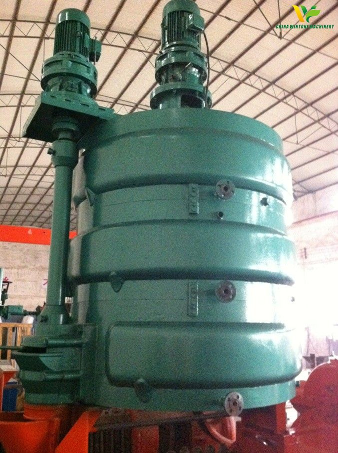 peanut oil pretreatment machine